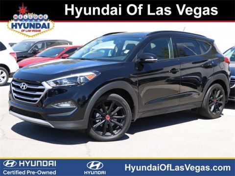 Certified Pre-Owned 2017 Hyundai Tucson Night